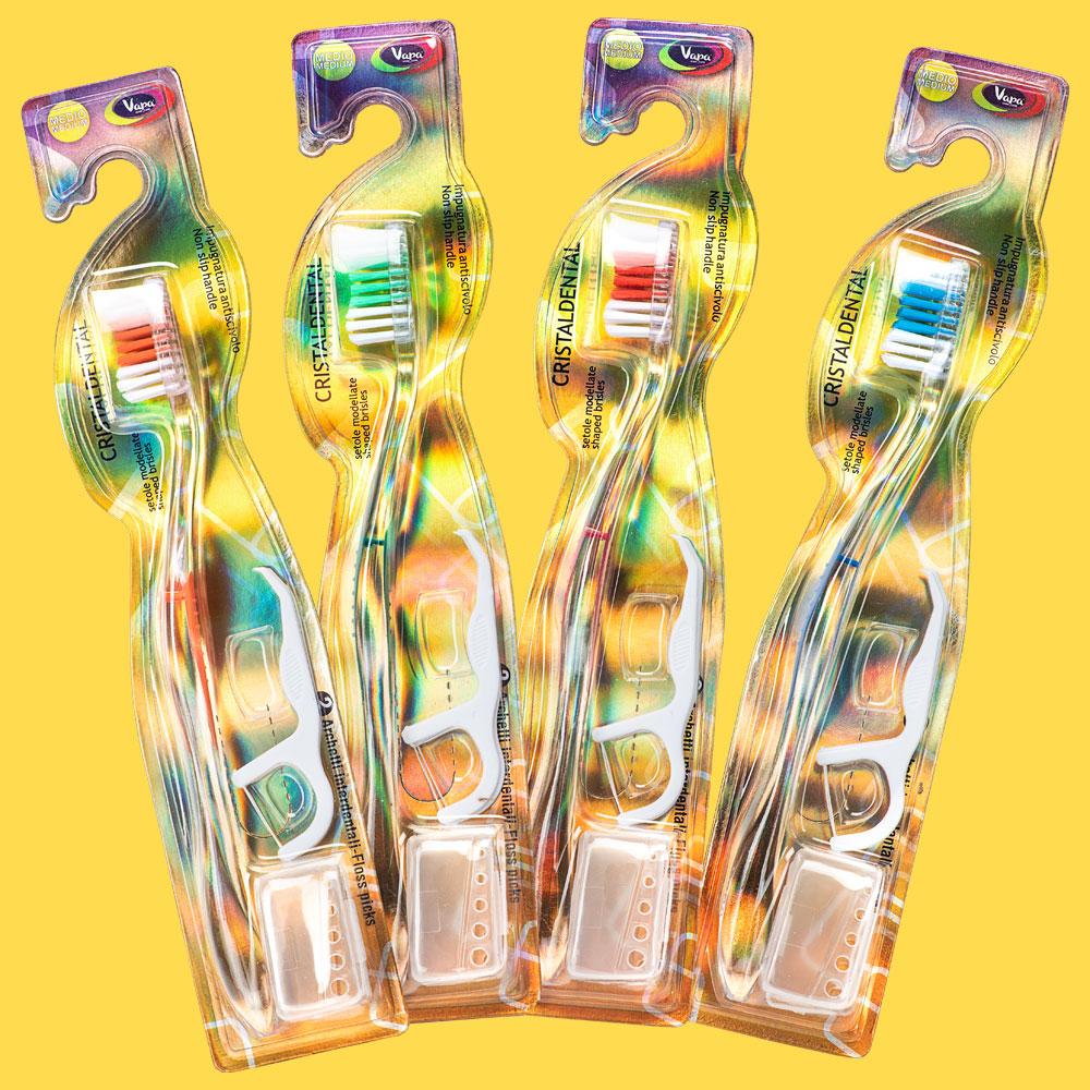 Spazzolini va pa s r l la nuova dimensione dei fmcg - Specchio adesivo brico ...